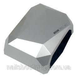 Гибридная лампа LED+CCFL 36 Вт, серебро