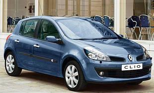 Renault Clio / Рено Клио (Хетчбек, Комби) (2006-2012)
