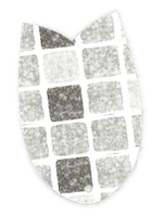 Пленка для бассейнов Elbeblue Line SBGD160 SUPRA Mosaic grey, фото 1