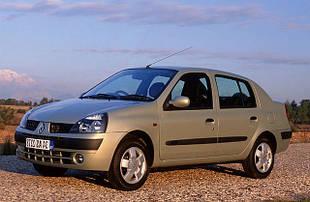 Renault Clio Symbol / Рено Клио Симбол (Хетчбек, Седан) (1998-2006)