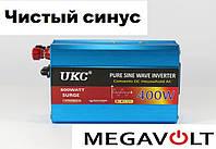 Преобразователь 12в-220в чистая синусоида 400W , фото 1