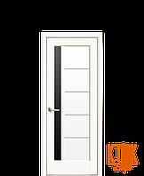 Межкомнатные двери Новый Стиль Грета (матовый белый)