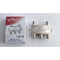 DiSEqC Switch 4x1 Sat-Integral T-42