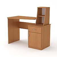 Письменный стол Компанит Школьник-3  1100х750+298х570 мм, фото 1