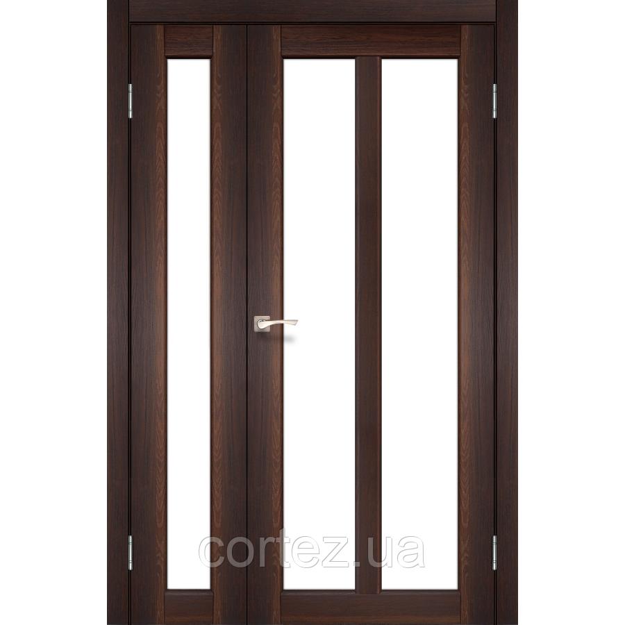 Межкомнатные двери экошпон Модель TR -04