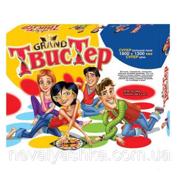 Напольная Игра Твистер GRAND Большой напольный, Twister Danko ToysДанко Тойс SP G55-2, 001460