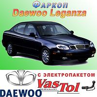 Фаркоп (прицепное) на Daewoo Leganza (Дэу Леганза)