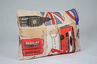 """Подушка VIVA """"Лондон"""" 50х70 поликоттон, холлофайбер, фото 1"""