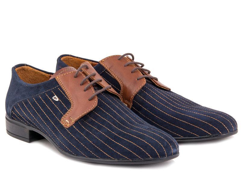 Туфли Etor 10019-826-2 40 синие