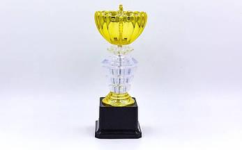Кубок спортивный с ручками PREMIUM C-139C , фото 2