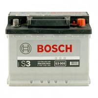 Аккумулятор   56Ah-12v BOSCH (S3005) (242x175x190),R,EN480