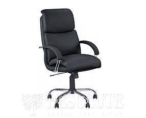 Кресло Nadir Steel chrome Tilt Eco-30 (Новый Стиль ТМ)