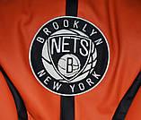 Бескаркасная мебель Кресло мяч баскетбол с вышивкой, фото 4