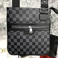 Сумка Messenger Louis Vuitton District Pochette Damier Graphite