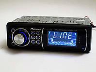Автомагнитола Pioneer 1125 MP3+Usb+Sd+Fm+Aux+пульт (4x50W), фото 2