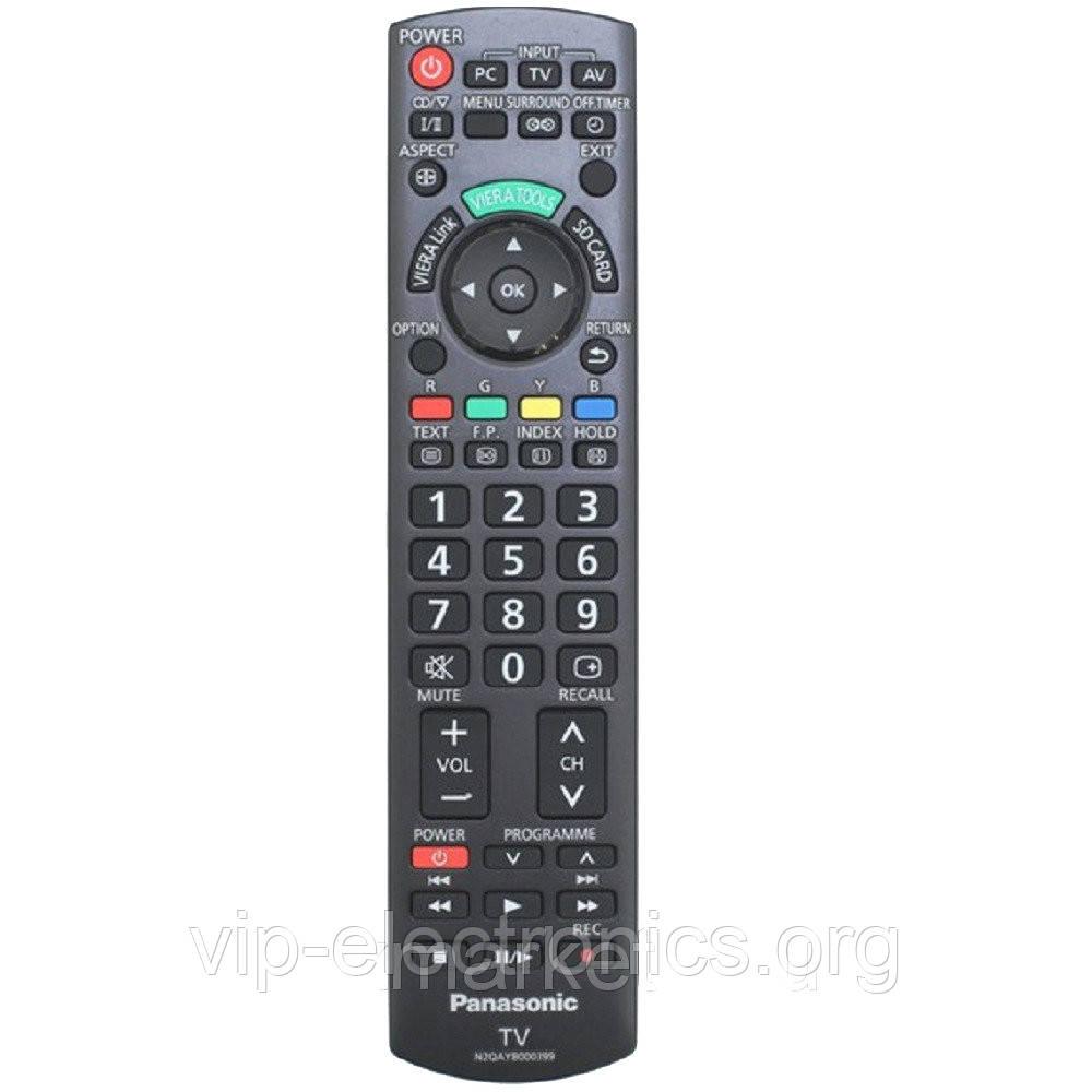 Пульт Panasonic N2QAYB000399 VIERA PLASMA/LCD (CE)