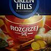 Чай Green Hills (имбирь, корица, гвоздика), 20 пакетиков