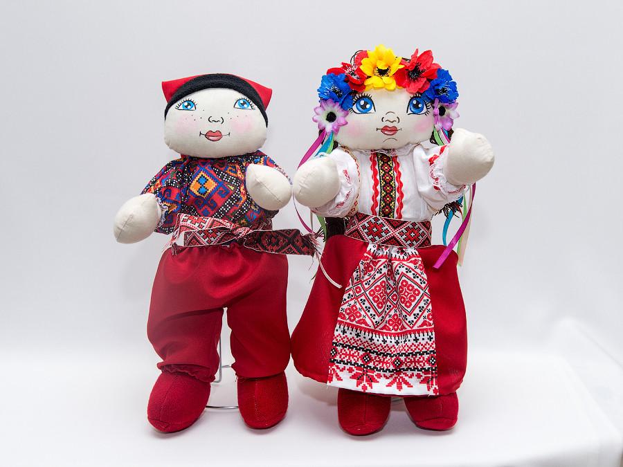 Игровые куклы Vikamade  Украина ( мальчик, девочки.) 50 см .
