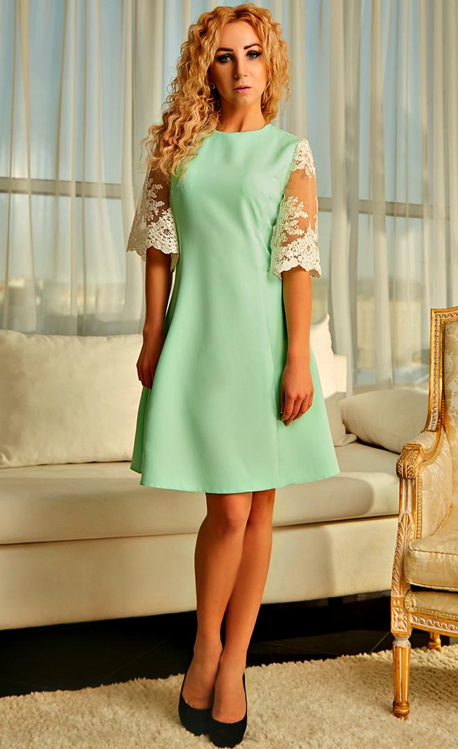 Женское нарядное платье - Оптово-розничный интернет-магазин Fashion Way