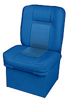 Сиденье для лодки, катера Premium Jump Seat синее 86205B