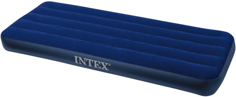Надувной ортопедический матрас Intex 68950 Downy Classic 191х76х22 см HN