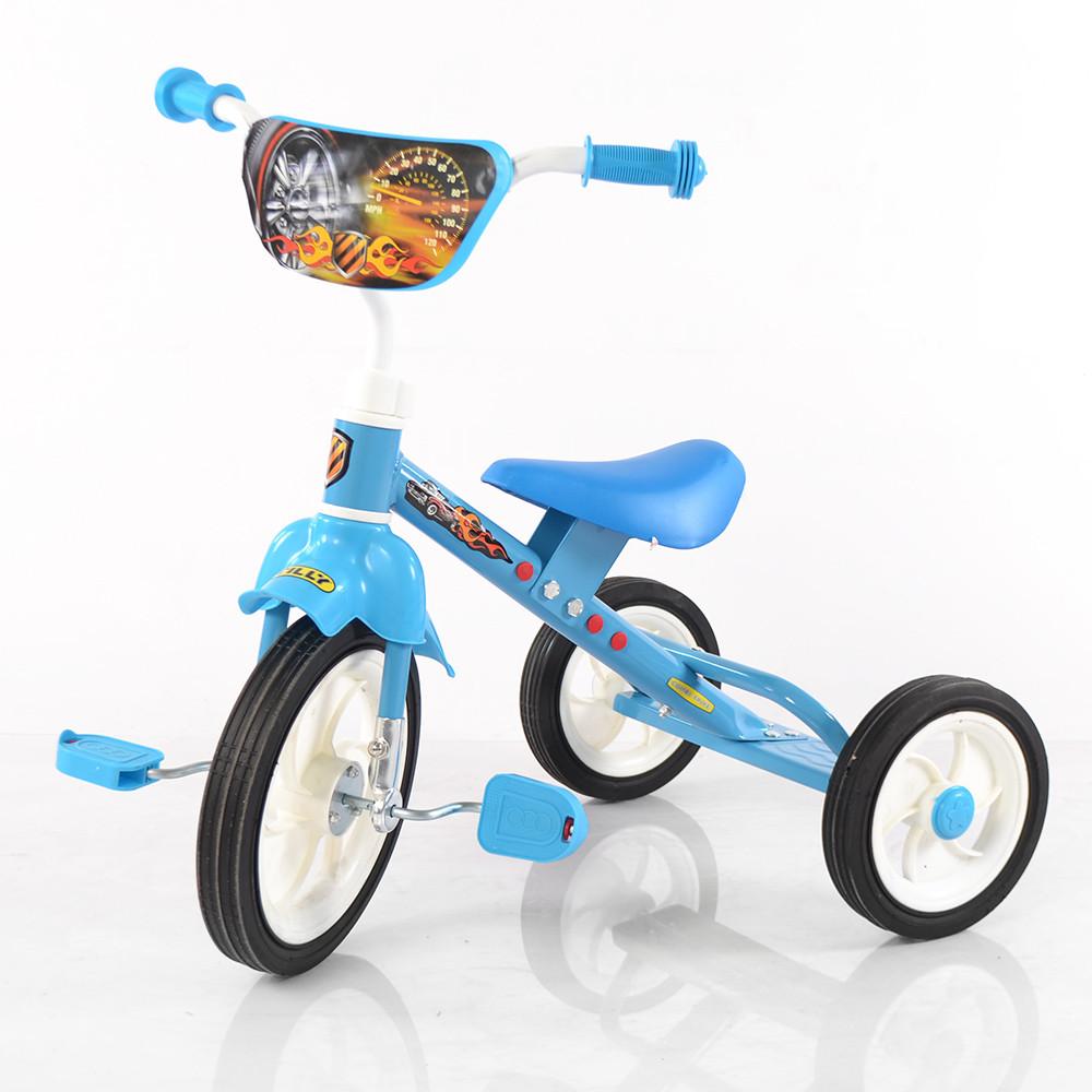 Велосипед TILLY COMBI TRIKE BT-CT-0009 BLUE