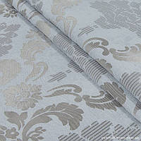 Комплект штор Dimout Venzel Gakkard Светло-серый, Темный Беж, арт. MG-137946, фото 1