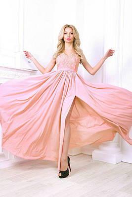 Нарядное платье длинное с м и л
