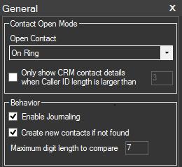 Интеграция 3CX клиента с CRM системой