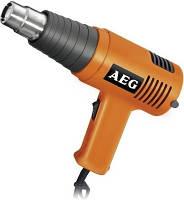 Строительный фен AEG HG600V (2 кВт)