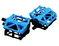 Професійні педалі для велосипеда Basecamp BC671 надміцні сині