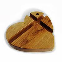 Подставка для смартфона/планшета сердце