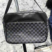 Сумка Messenger Louis Vuitton Dayton Reporter MM Damier Graphite