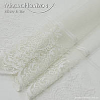 Комплект готового Тюля Гипюр Муза крем, арт. MG-144868, фото 1