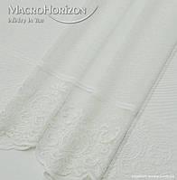 Комплект готового Тюля Гипюр Муза молочный, арт. MG-144869, фото 1