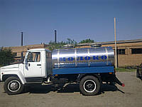 Цистерны пищевые для перевозки молока, воды
