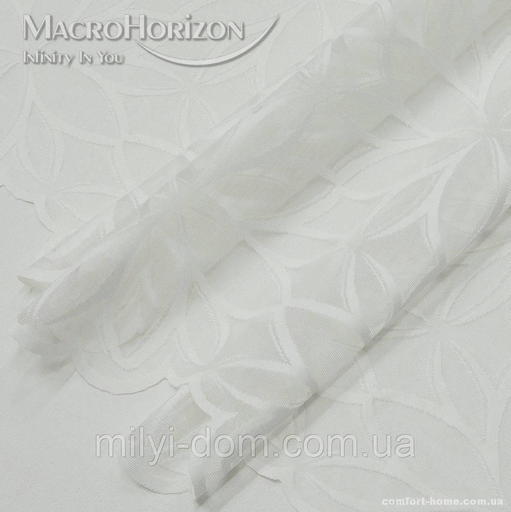 Комплект готового Тюля Гипюр МУТУ молочный, арт. MG-145003