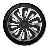 Колпаки Argo R13 CALIBER silver black, (ARGO)
