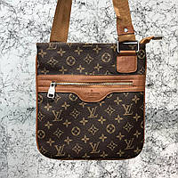 Сумка Messenger Louis Vuitton District Pochette Monogram