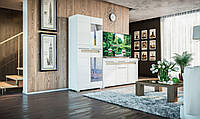 Модульная система для гостиной «Бьянка» Мир Мебели РКММ