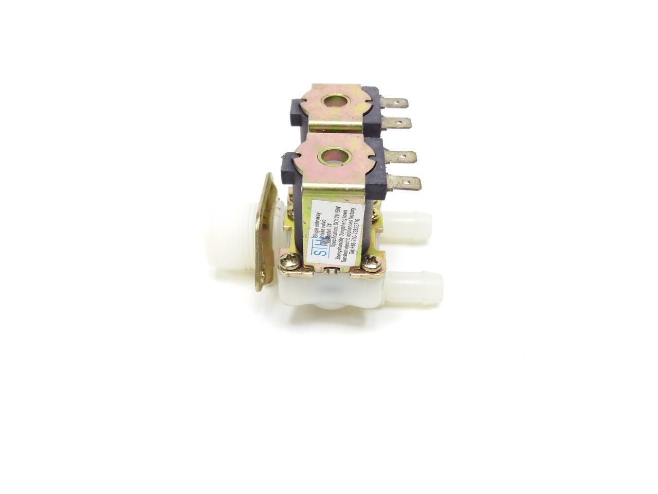 Электромагнитный клапан двойной Appollo