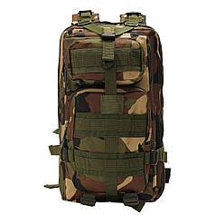 Тактический (Городской) рюкзак Oxford 600D с системой M.O.L.L.E (ta11)