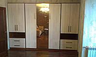 Подъемная кровать вертикальная  с пеналами, фото 1