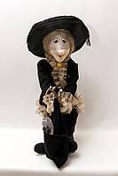 Кукла  Vikamade Шапокляк большая 50-60 см., фото 1