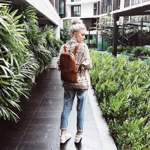 Модные тренды 2018 рюкзаки сумки