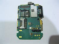 Sony Ericsson F100i плата