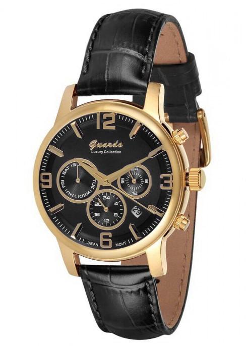 Часы Guardo  S01540 GBB  кварц.