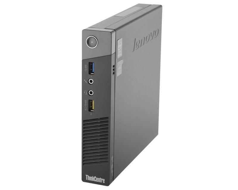 """Mini ПК Lenovo ThinkCentre M93P 4590T/4Gb/SSD 120Gb """"Over-Stock"""""""