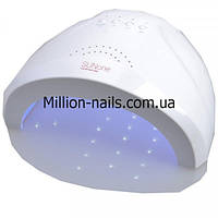Гибридная лампа Sun One для сушки ногтей UV/LED 48w, цвет белый