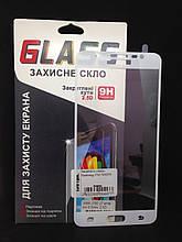 Защитное стекло Samsung Galaxy J7 / J700 White